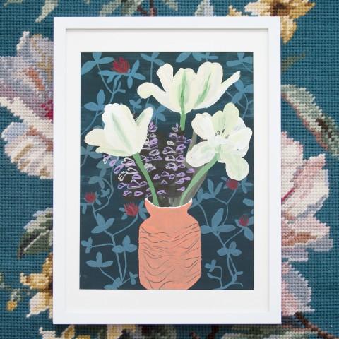 Tulpen & Klee